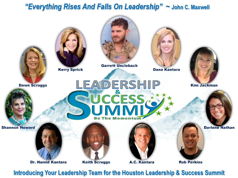 Leadership Summit Line-Up