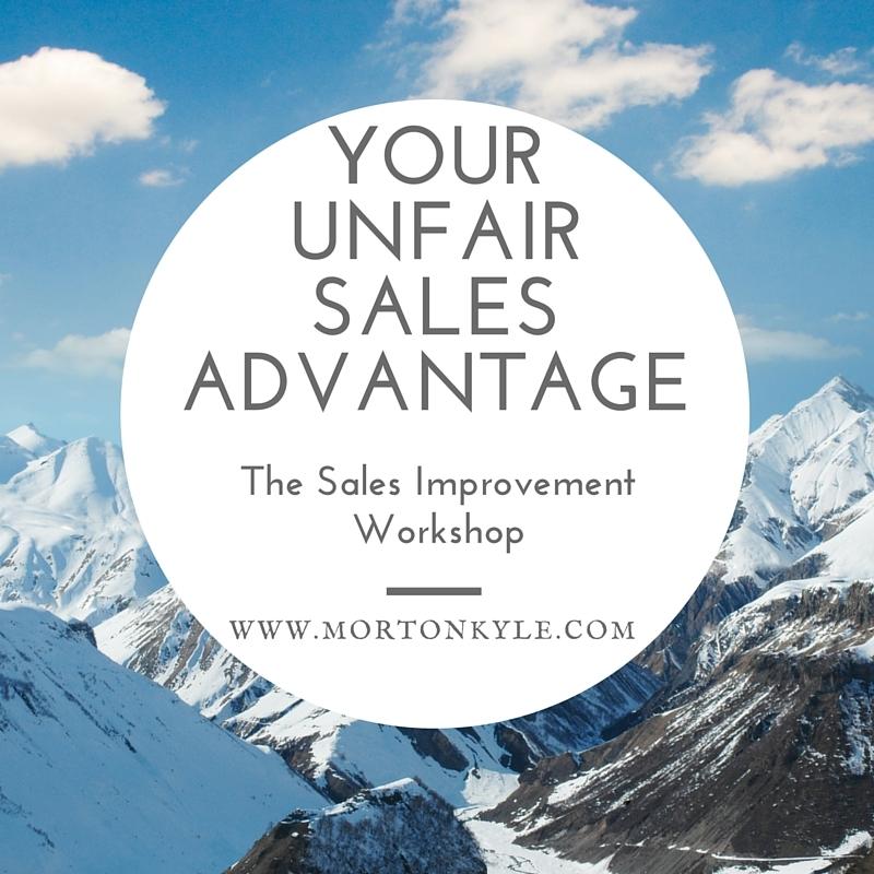 The Sales Improvement Workshop - Sheffield