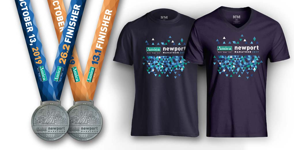 2019 Medals and Shirts