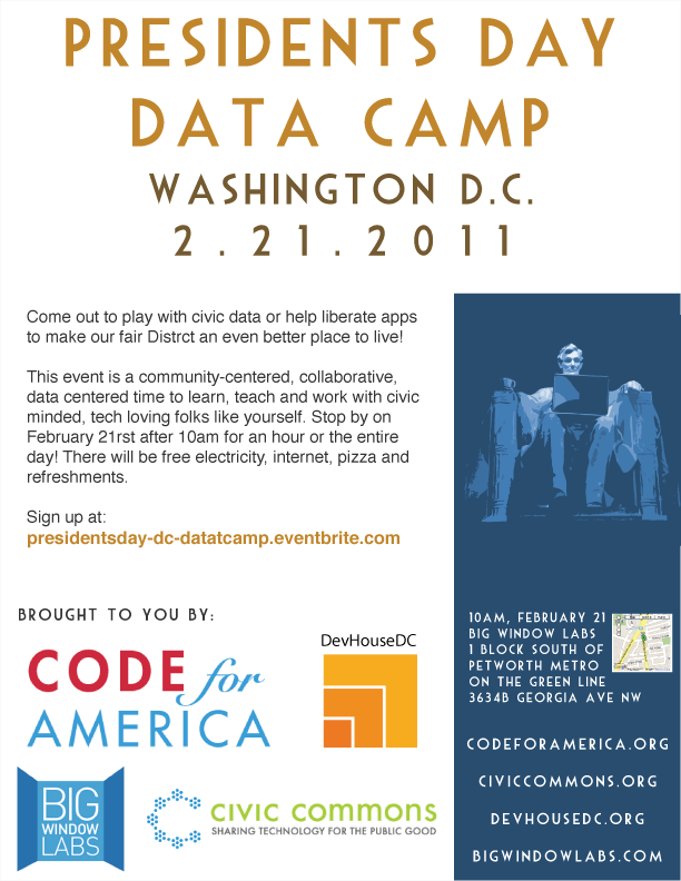 data camp flyer (text repeats below)