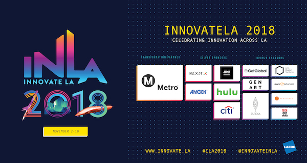 Innovate LA banner