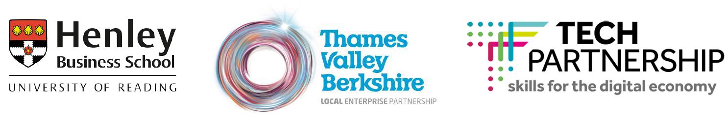 TVB LEP, Henley Business School, Tech Partnership