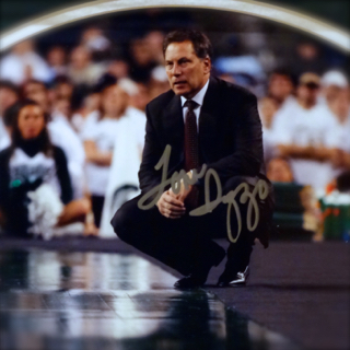 Tom Izzo Autographed Photo!