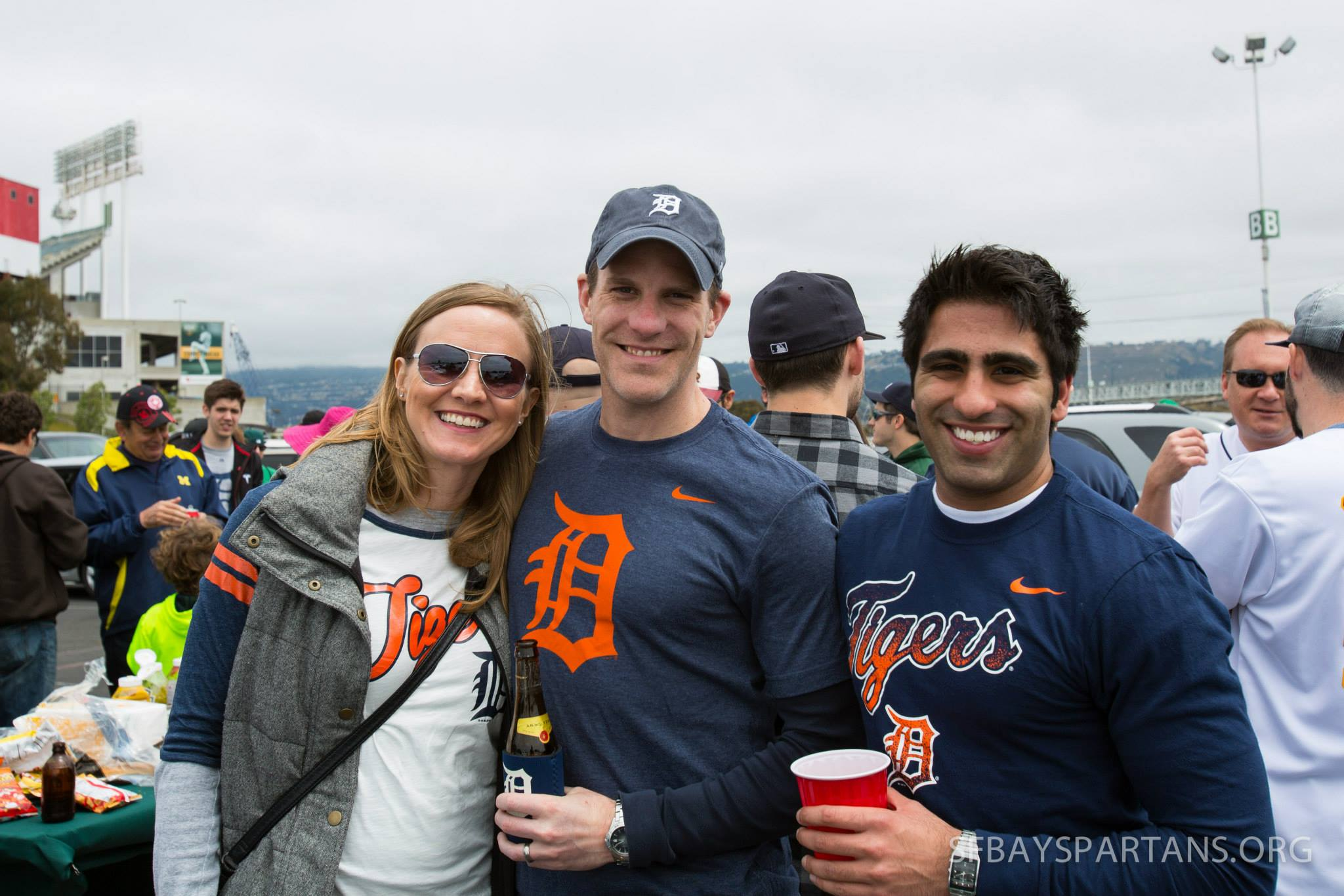 Tigers vs As Game and Tailgate