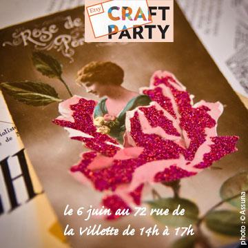 Craft Party 2014 Paris
