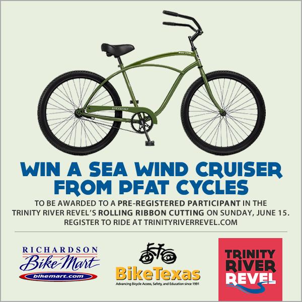 Win a Bike from RBM by attending!