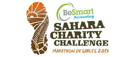 Be Smart Sahara Charity Challenge Launch