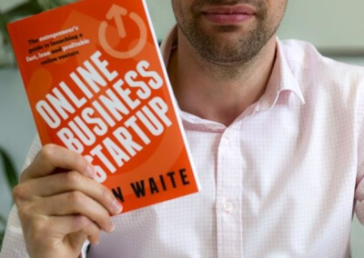 Robin Waite - Online Business Start Up