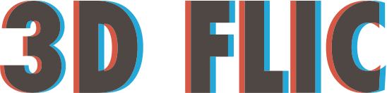 3D Flic Logo