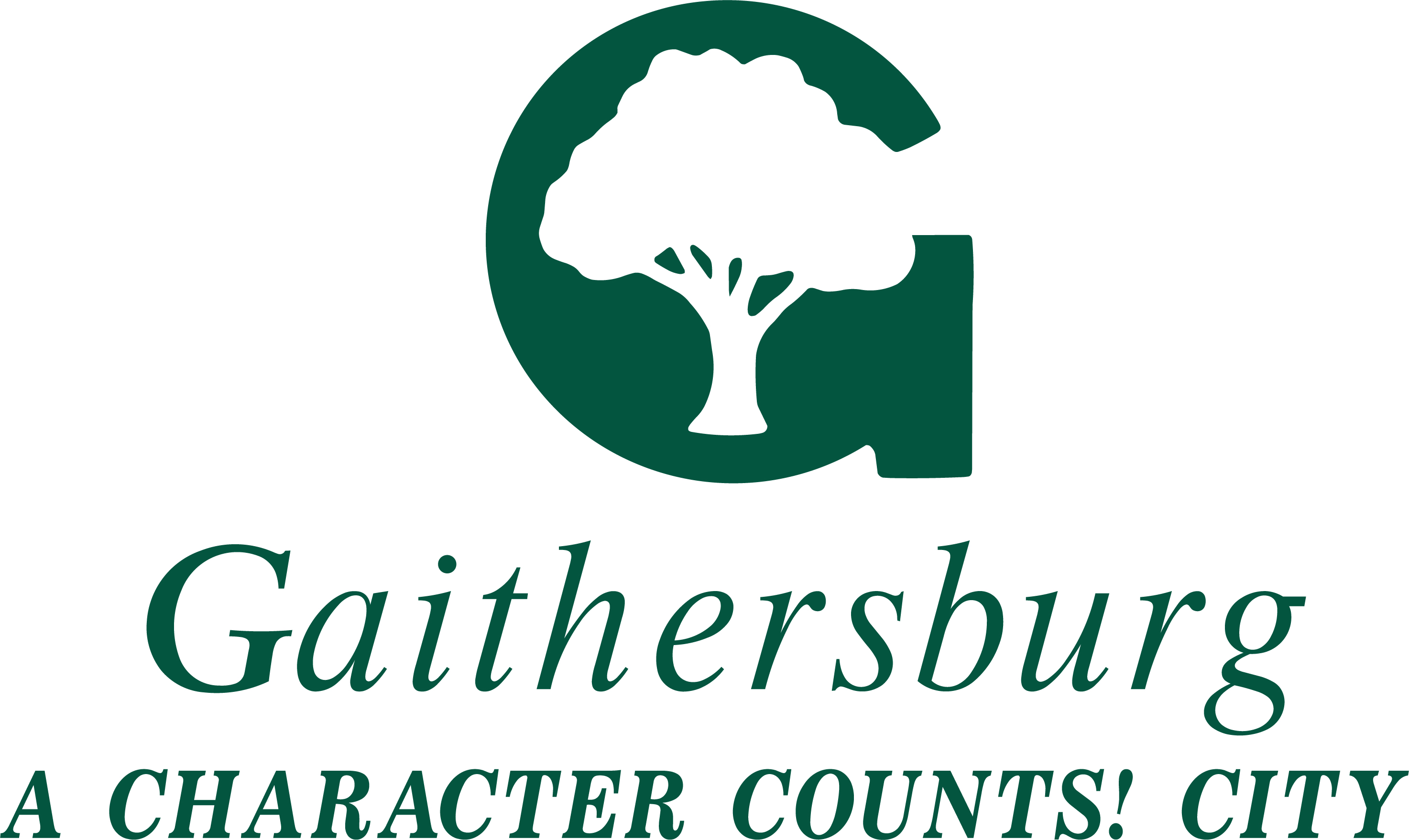 City of Gaithersburg Logo