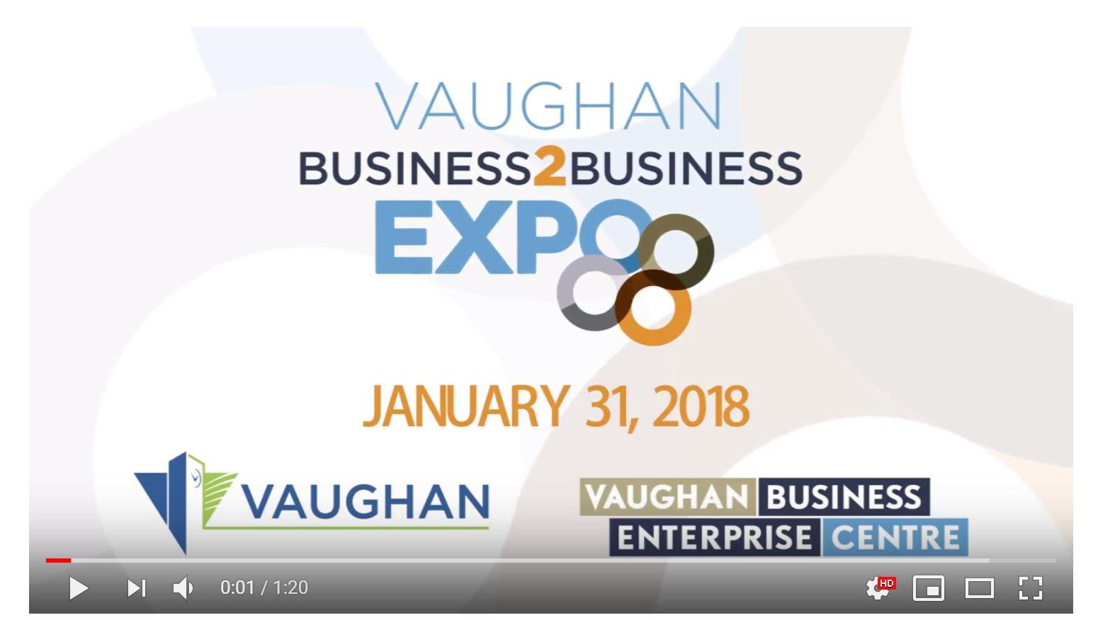 B2B Expo Video