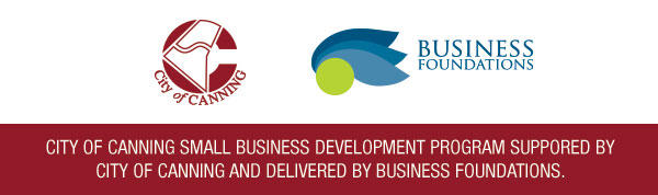 City of canning small business development program suppored by