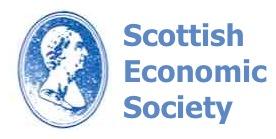 Scottish Economic Society logo