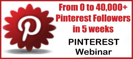 40,000+ PINTEREST Followers in 5 Weeks -> MARKETING your...