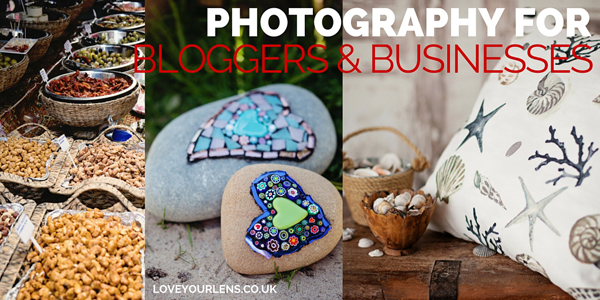 photography for bloggers