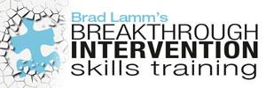 Brad Lamm's   Breakthrough Intervention skills training (LA)