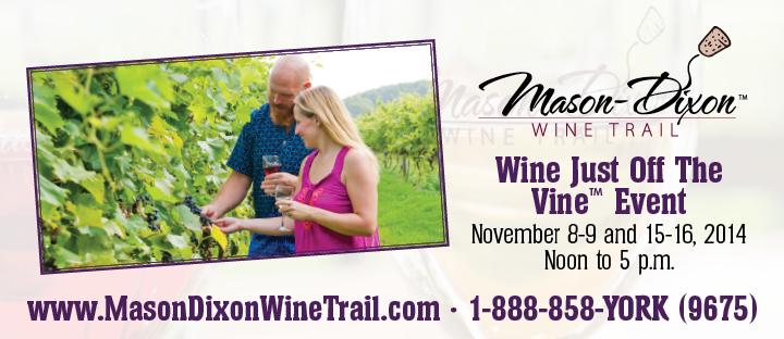 Mason-Dixon Wine Trail