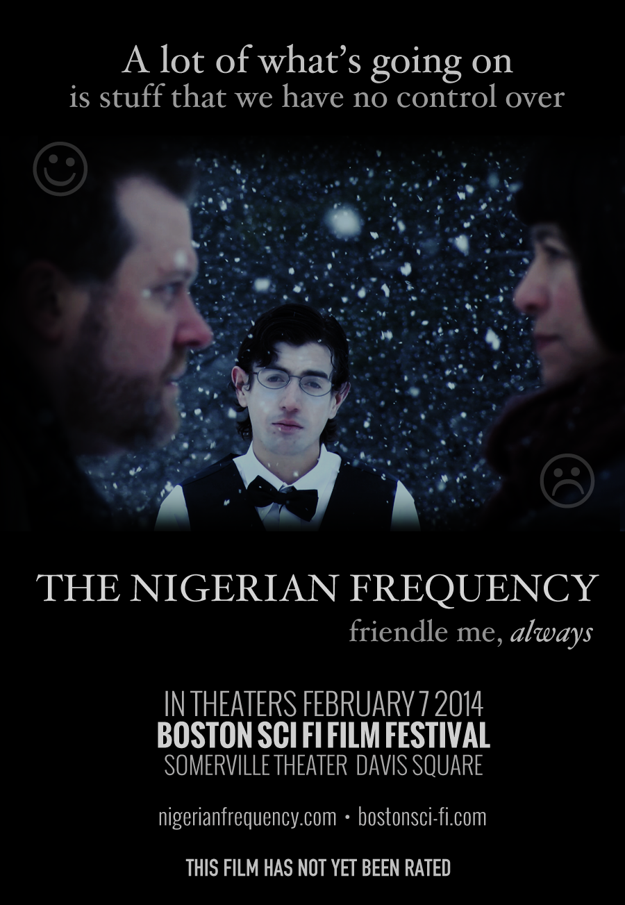 Nigerian Frequency poster