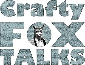 Crafty Fox Talks logo