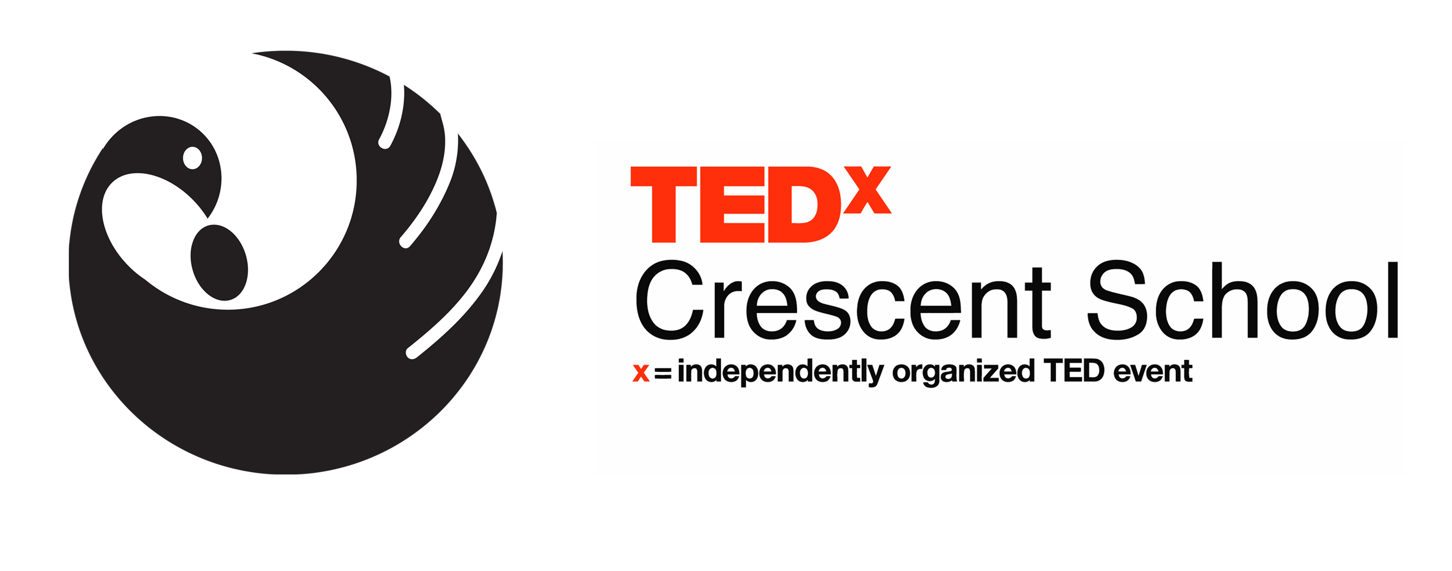 TEDxCrescentSchool Logo