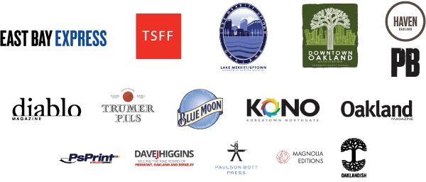 OAM sponsors logos
