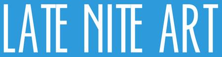 late nite art logo