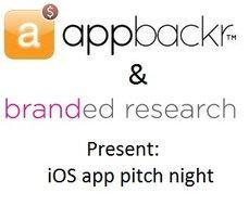 Appbackr & Branded Research Present - iOS App Pitch...