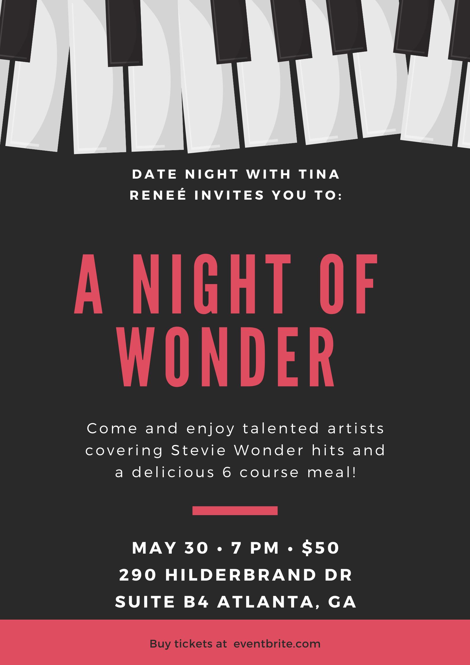 A Night of Wonder