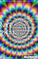 NMS NYE 2K11 @ Goody W/ Blood Diamonds, Oh No! Yoko,...