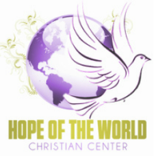 Hope of the World Christian Center logo