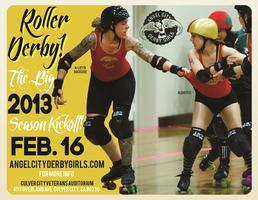 ACDG Season kickoff! Rocket Queens vs. Santa Cruz Derby...