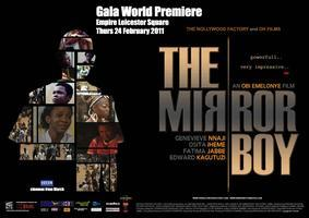 THE MIRROR BOY WORLD PREMIERE & AFTER PARTY