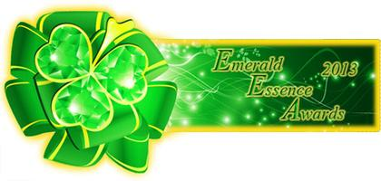 2013 Emerald Essence Awards