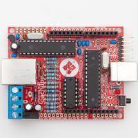 Nanode soldering and hacking workshop