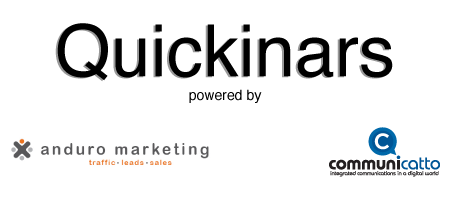Quickinar: Tweet Like a Pro in under 3 Hours