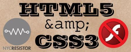 HTML5 and CSS3 Intensive Workshop