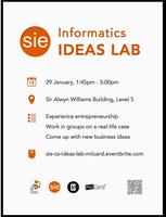 SIE Informatics Ideas Lab & miiCard Challenge