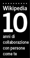 Festa dei dieci anni di Wikipedia