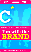 "Clever Girls Collective Presents: ""I'm With The Brand!"""