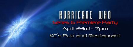 Series 6 Premiere Party