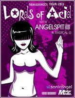 Lords of Acid with Praga Khan + Angelspit + Radical G...