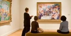 Washington Slow Art Day - Phillips Collection - April...