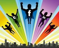 Become a Social Media Super Hero - Auckland - 18 April...