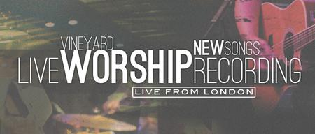 Vineyard Records UK Live Recording