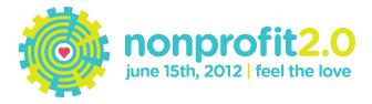 2012 Nonprofit 2.0 Unconference