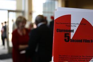 Claremont 5 Second Film Festival
