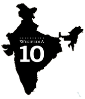 Wikipedia 10th Anniversary