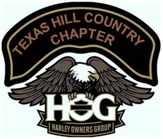 Texas Hill Country Chapter Hogs Valentine's Dinner