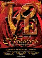 LOVE in the time of Andalusia - An evening of musical...