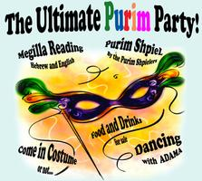 Aquarian Minyan and the Purim Shpiellers present The Ul...